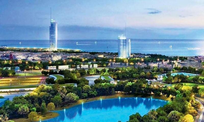 Lamda Development:  Η live διαδικτυακή παρουσίαση των σχεδίων του Marina Tower