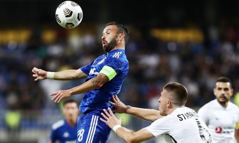 Champions League: Νέφτσι Μπακού - Ολυμπιακός 0-1