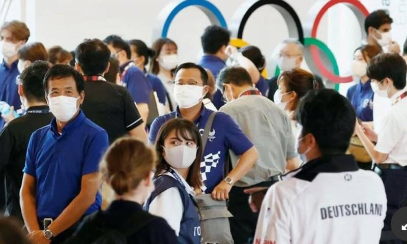 Τόκιο: Ρεκόρ κρουσμάτων κορωνοϊού εν μέσω Ολυμπιακών Αγώνων