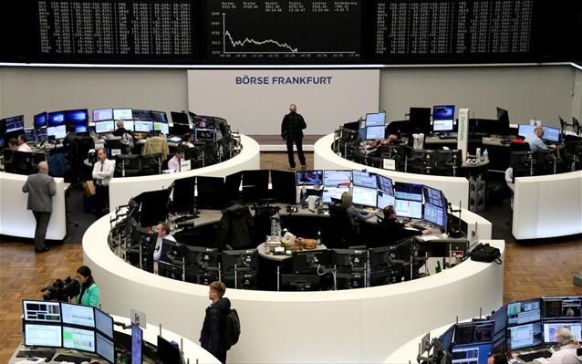 Ευρωπαϊκά Χρηματιστήρια: Σε θετική τροχιά οι δείκτες