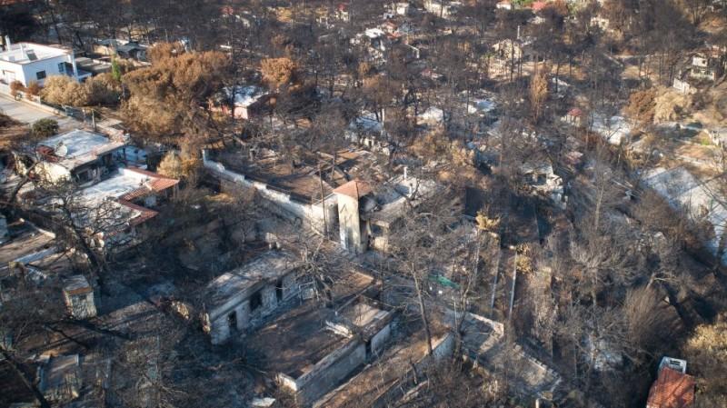 ΥΠΕΣ: 150.000 ευρώ στους δήμους της ΒΑ  Αττικής για τους πυρόπληκτους