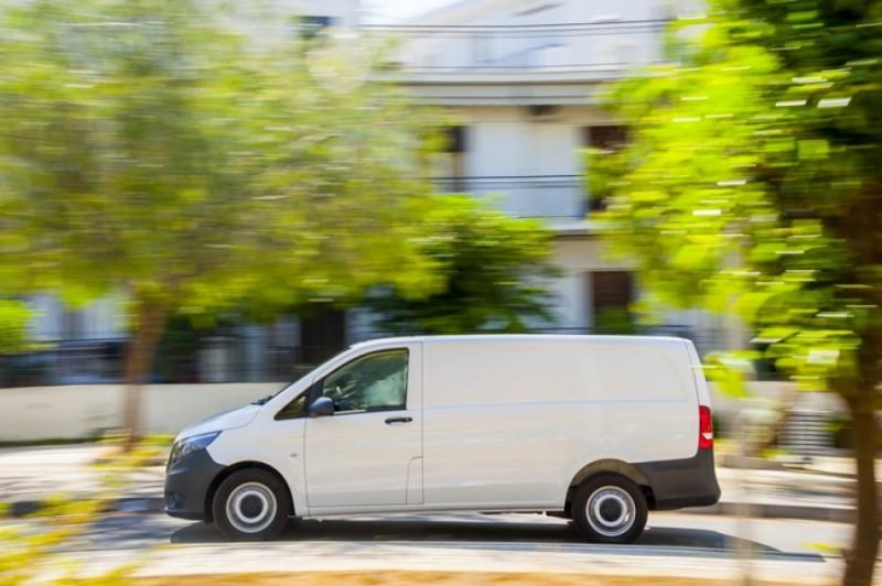 Αυξήθηκαν οι πωλήσεις των επαγγελματικών αυτοκινήτων στην ΕΕ