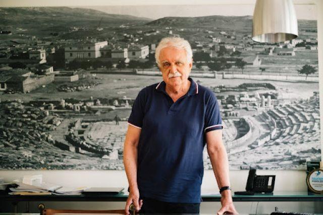 Στ. Μπένος: Επικεφαλής επιτροπής για να ξαναπρασινίσει η Β. Εύβοια