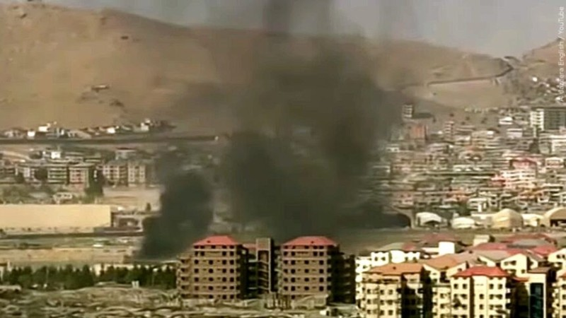 Αφγανιστάν: Δύο εκρήξεις κοντά στο αεροδρόμιο της Καμπούλ