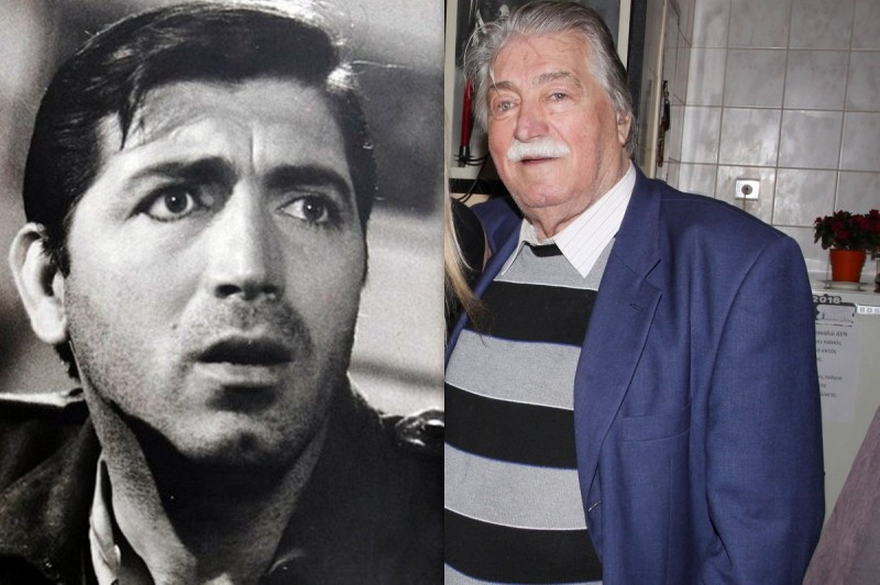 Απεβίωσε ο Ανέστης Βλάχος, ο «σκληρός» του ελληνικού κινηματογράφου