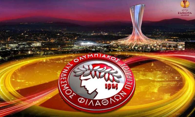 Europa League:Το πρόγραμμα του Ολυμπιακού