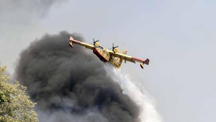Δύο ισραηλινά πυροσβεστικά αεροσκάφη από αύριο στην Ελλάδα