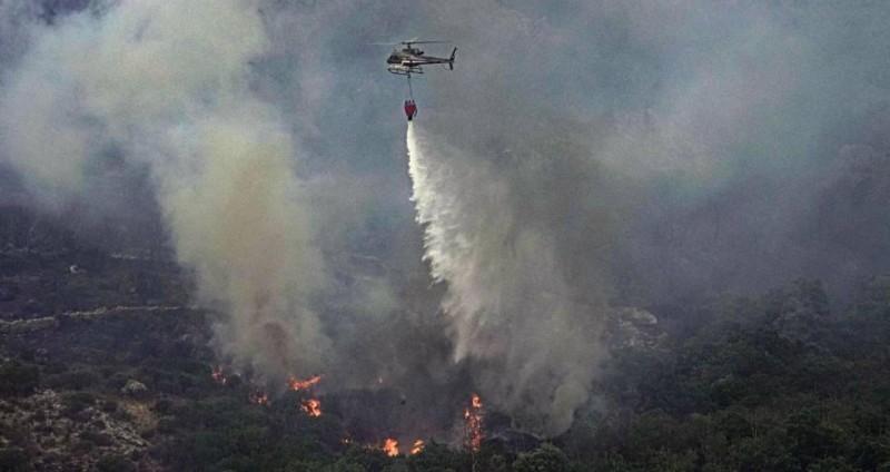 Ιταλία: Υπέστη τις μεγαλύτερες καταστροφές από τις δασικές πυρκαγιές