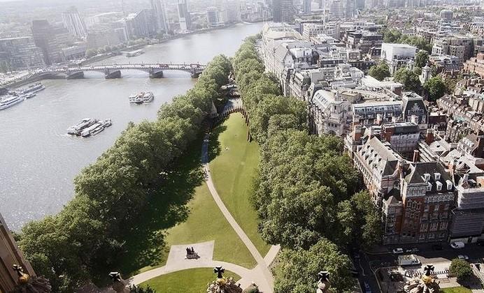 Λονδίνο: Πράσινο φως για Μνημείο Ολοκαυτώματος