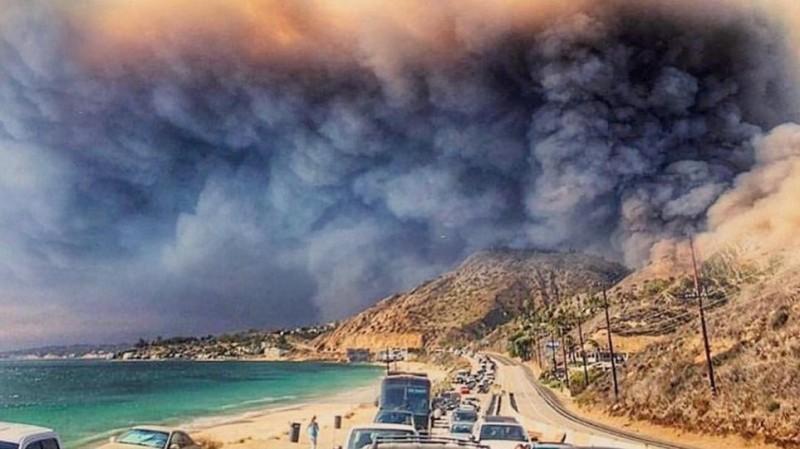 ΗΠΑ: Πυρκαγιές και στην Καλιφόρνια