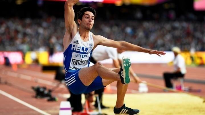 Χρυσός Ολυμπιονίκης ο Μίλτος Τεντόγλου