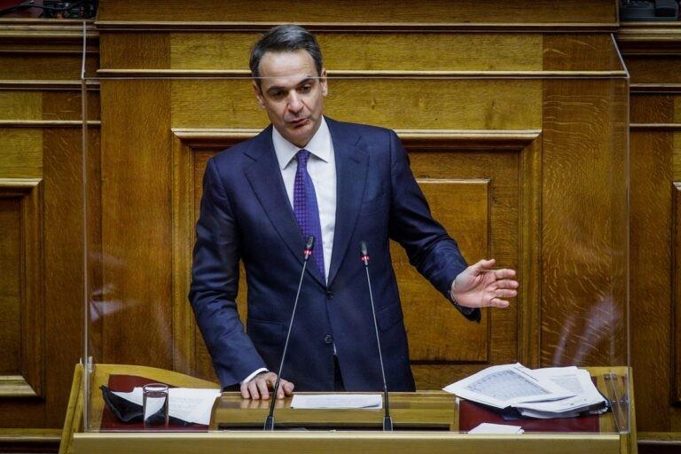 Κυρ.Μητσοτάκης: Στις 25 Αυγούστου η ενημέρωση στη Βουλή για τις πυρκαγιές