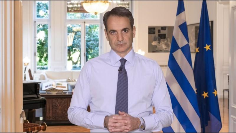Κυρ. Μητσοτάκης: Άμεση αποζημίωση στους πυρόπληκτους, αναδασώσεις και αναβάθμιση της Πολιτικής Προστασίας