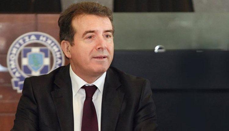 Μιχάλης Χρυσοχοϊδης: Βελτιωμένη η κατάσταση στη Λαυρεωτική