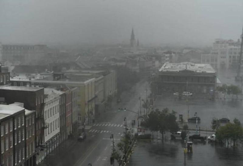 Τυφώνας Αϊντα: Χωρίς ρεύμα πάνω από 1 εκατ. νοικοκυριά στη Λουιζιάνα