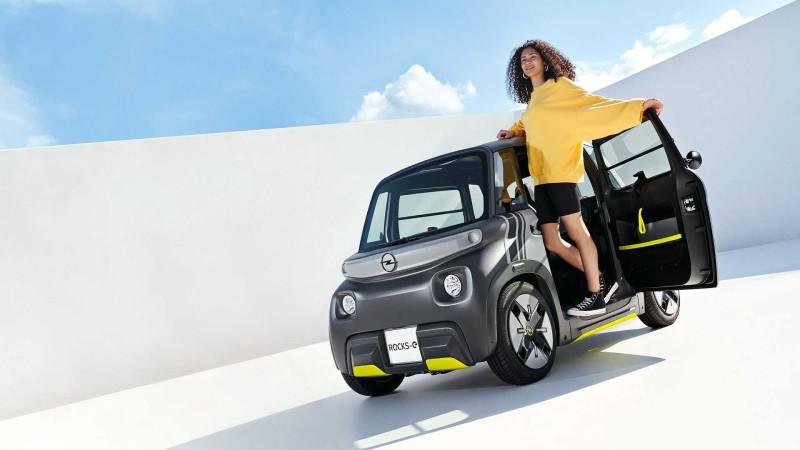 Rocks -e: Βιώσιμη αστική κινητικότητα από την Opel