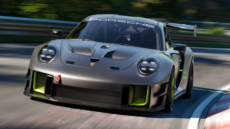 Η Porsche 911 GT2 RS Clubsport 25 αποδίδει 700 ίππους