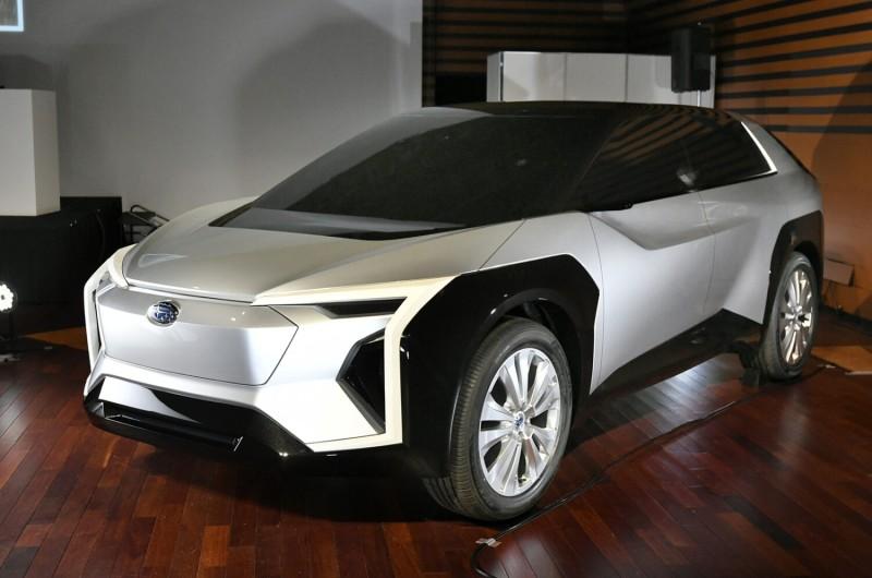 Subaru: Solteraa το πρώτο ηλεκτρικό της μοντέλο