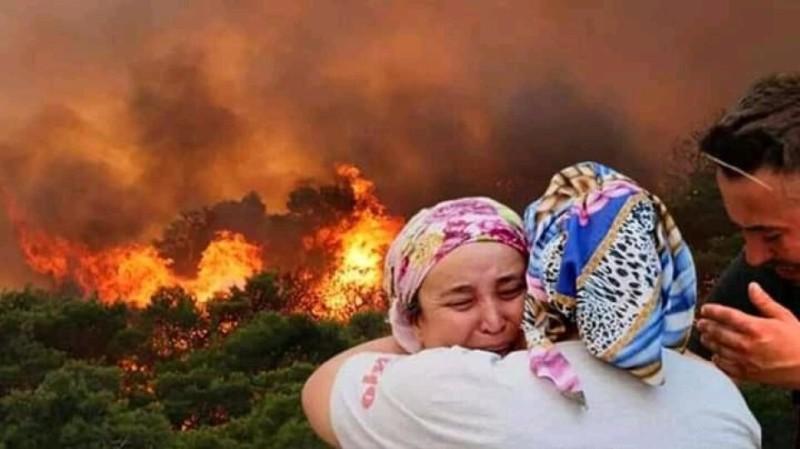 Τουρκία: Νεκροί στις πυρκαγιές