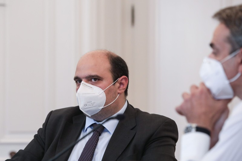 Μίνι ανασχηματισμός: Ο Χρ. Τριαντόπουλος υφυπουργός στον Πρωθυπουργό
