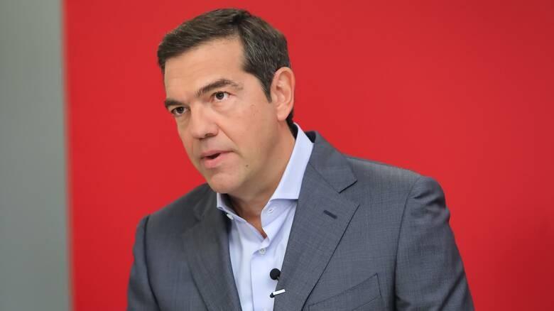 ΣΥΡΙΖΑ: Έκτακτη συνέντευξη Τύπου του Αλέξη Τσίπρα αύριο στις 12.15