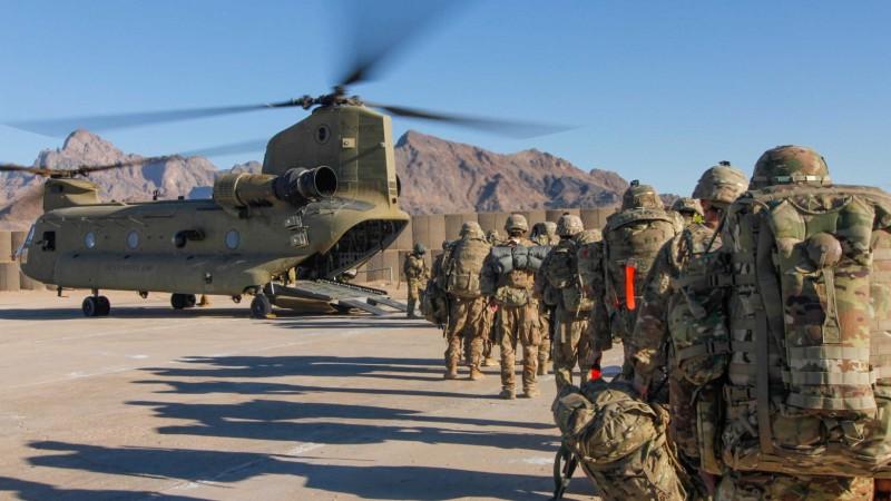 ΗΠΑ: Καμμία αλλαγή στο σχέδιο αποχώρησης από το Αφγανιστάν ως τις 31 Αυγούστου