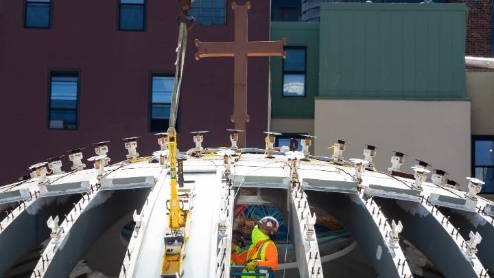 NY: Λειτουργία στον ναό του Αγ. Νικολάου μετά από 20 χρόνια