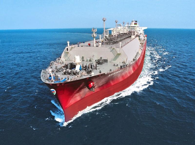 Το πλοίο LNG Carrier «Asklipios» παρέλαβε η Capital Gas Ship Management Corp.