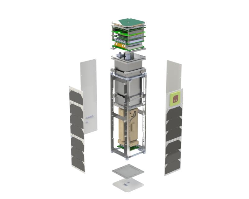 Αρχίζει η κατασκευή του φοιτητικού νανοδορυφόρου AcubeSat στο ΑΠΘ