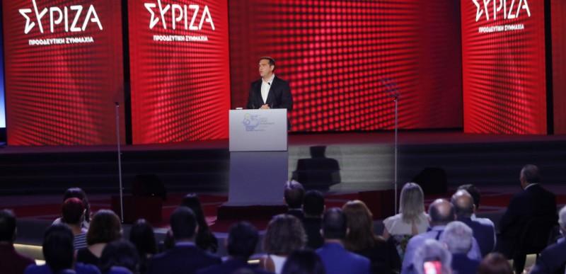 Τσίπρας στη ΔΕΘ: Νέα αρχή για την κοινωνία, το κράτος και την οικονομία