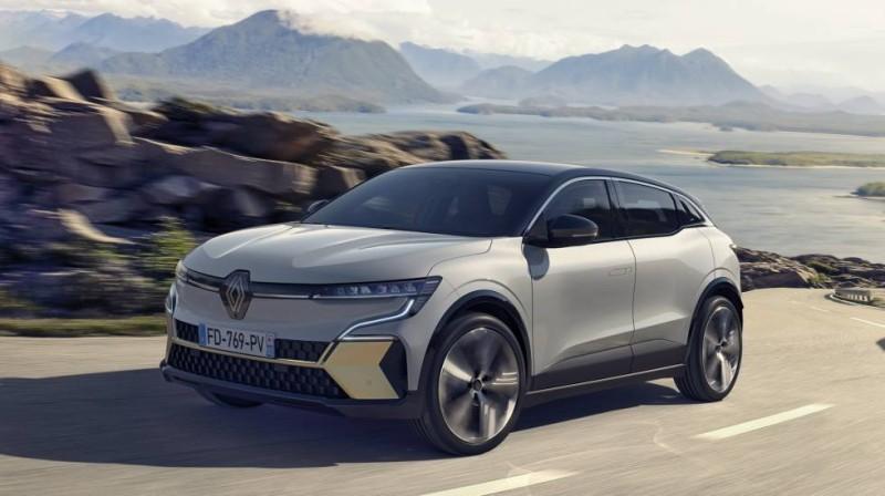 Αυτό είναι το νέο Renault Megane E-TECH Electric