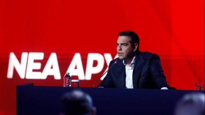 Α.Τσίπρας-ΔΕΘ: Στόχος η νίκη του ΣΥΡΙΖΑ - ΠΣ στις εκλογές