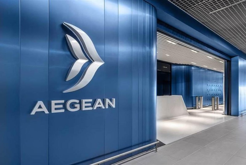 AEGEAN: Νέο Business Lounge στο αεροδρόμιο «Μακεδονία»