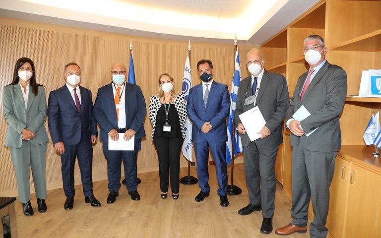 Μνημόνιο συνεργασίας μεταξύ Ελληνικής Αναπτυξιακής Τράπεζας και ΣΕΒ