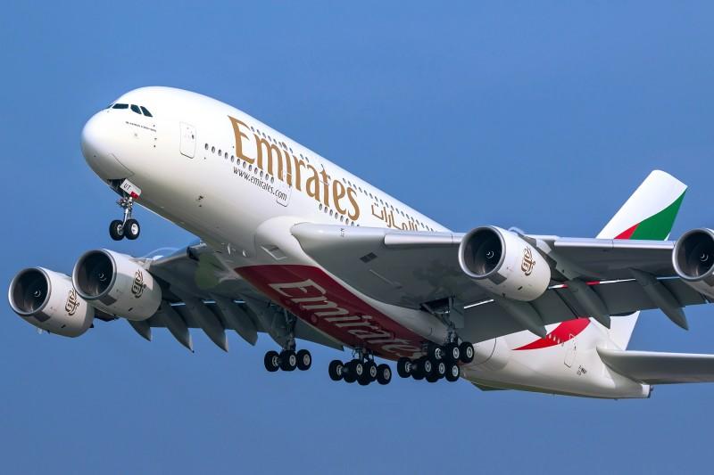 Επέκταση του δικτύου των Α380 της Emirates