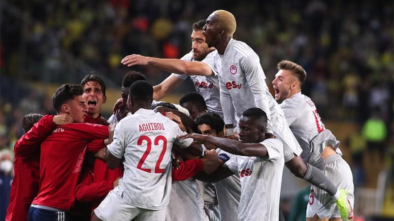 Europa League: Φενέρ Μπαχτσέ - Ολυμπιακός 0-3
