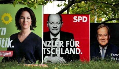 Γερμανία-Εκλογές: Σολτς, Λάσετ και Αναλένα Μπέρμποκ διεκδικούν τη θέση της Μέρκελ