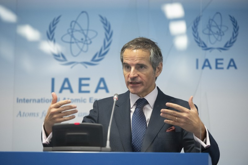 IΑΕΑ: Το Ιράν αύξησε τα αποθέματα εμπλουτισμένου ουρανίου - Δυσχεραίνονται οι επιθεωρήσεις