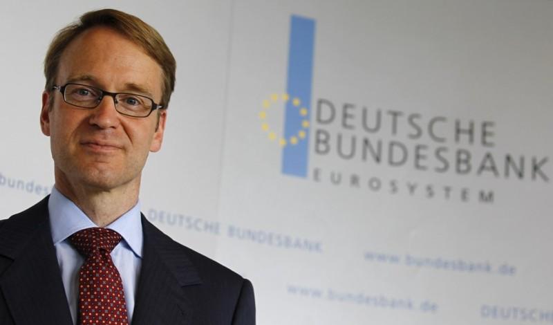 Γενς Βάιντμαν: Δεν πρέπει να διαρκέσει πολύ καιρό η χαλαρή νομισματική πολιτική