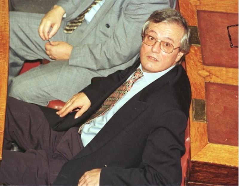 Πέθανε ο πρ. βουλευτής Σάμου της Ν.Δ  Κώστας Καραμηνάς
