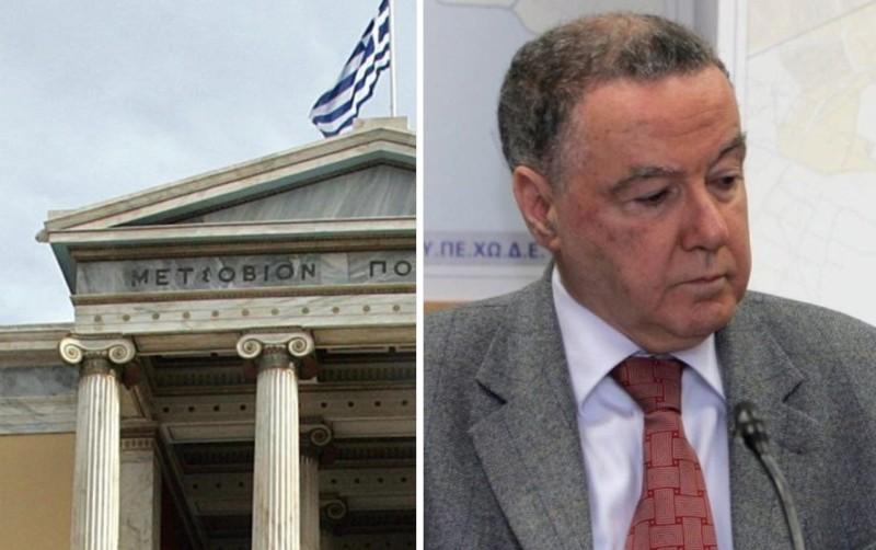 Πνίγηκε στο Σούνιο ο πρώην πρύτανης του ΕΜΠ Θεμιστοκλής Ξανθόπουλος