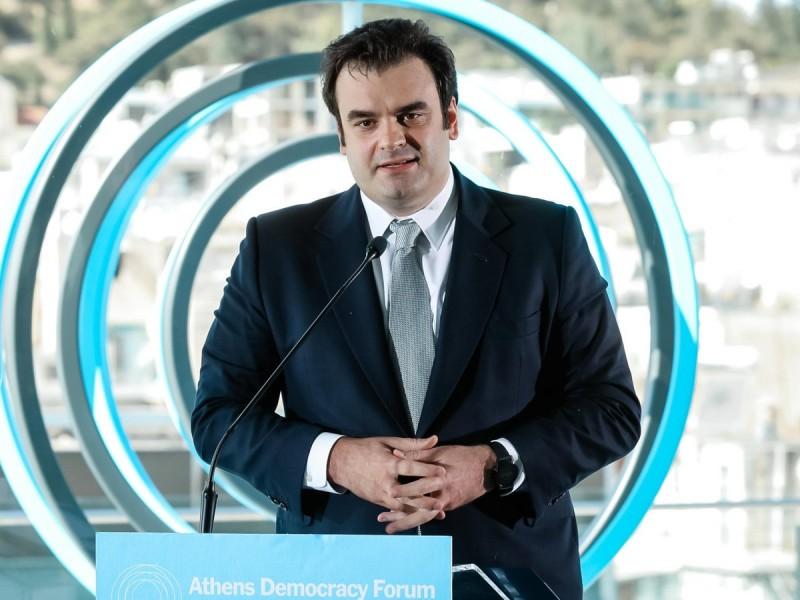 Κυρ. Πιερρακάκης: Η Ελλάδα έτοιμη να παρουσιάσει το  Εθνικό Σχέδιο Τεχνητής Νοημοσύνης
