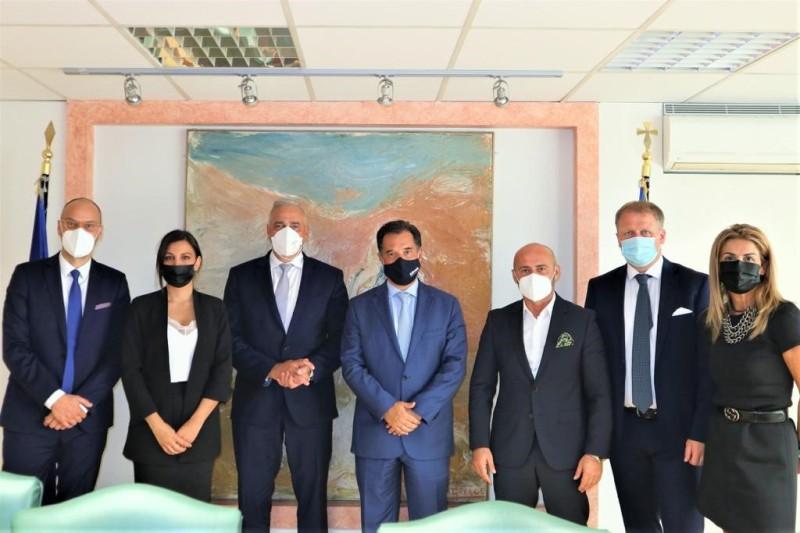 Συνεργασία PepsiCo Hellas και N.U.AQUA για την επαναλειτουργία του εμφιαλωτηρίου Λουτρακίου