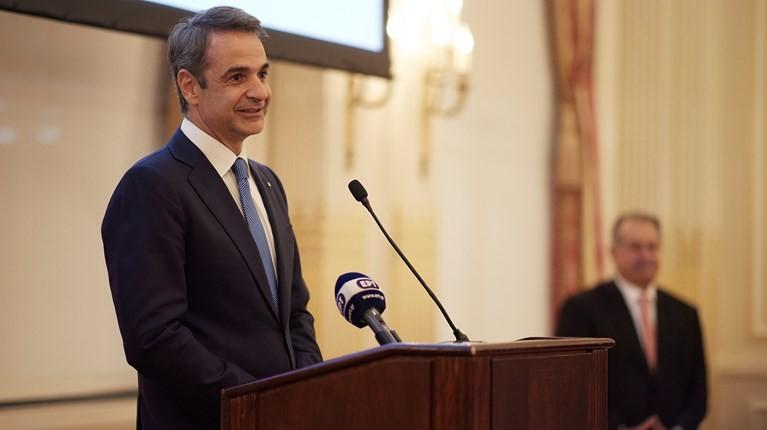 Κυρ.Μητσοτάκης: Πολύ ισχυρότερη η Ελλάδα από ότι ήταν την προηγούμενη δεκαετία