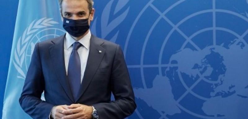 Κυρ. Μητσοτάκης: Θα συνεχίσουμε να υπερασπιζόμαστε τα κυριαρχικά μας δικαιώματα
