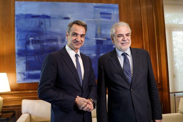 Χρ. Στυλιανίδης: Εχω πλήρη συναίσθηση των προκλήσεων και των προσδοκιών