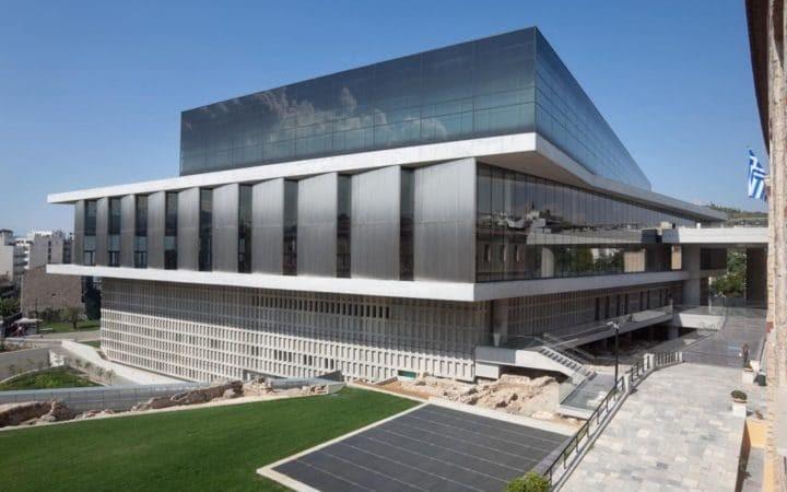 Ολοκληρώθηκε ο σχεδιασμός του νέο ιστοχώρου του Μουσείου Ακρόπολης