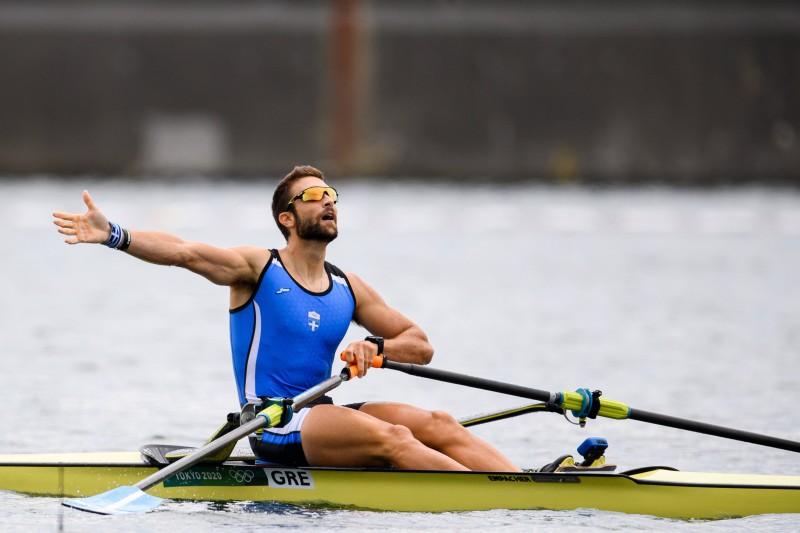 Ο Stoiximan καλωσορίζει τον Χρυσό Ολυμπιονίκη Στ. Ντούσκο στην ομάδα των Πρωταθλητών