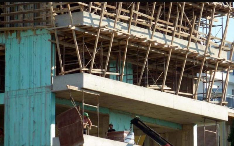 ΕΛΣΤΑΤ: Ανοδος στην οικοδομική δραστηριότητα Ιουνίου