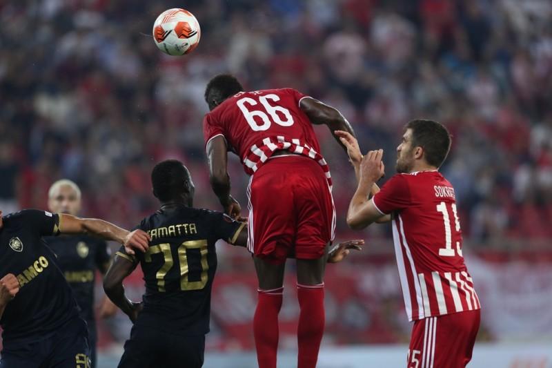 Europa League: Ολυμπιακός - Άντβερπ 2-1